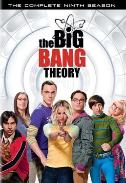 The Big Bang Theory The Complete Ninth Season BluRay