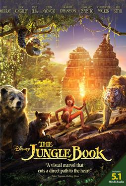 The Jungle Book (2016) BluRay