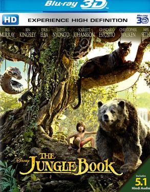 The Jungle Book - 3D BD BluRay
