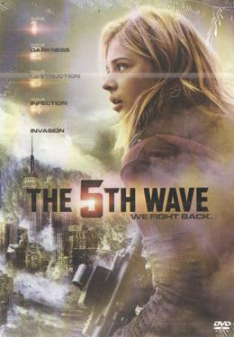 THE 5 TH WAVE DVD
