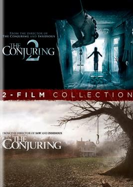 The Conjuring & The Conjuring 2 poster