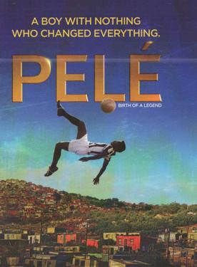 Pele - Birth of a Legend (2016) DVD