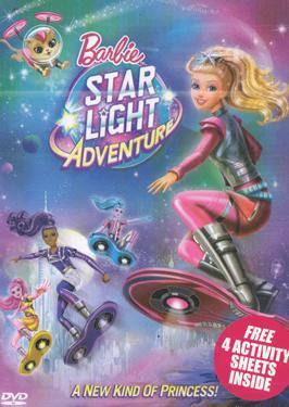 Barbie - Star Light Adventure DVD