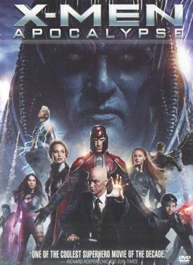 X-MEN - APOCALYPSE BluRay