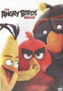 THE ANGRY BIRDS  MOVIES BluRay