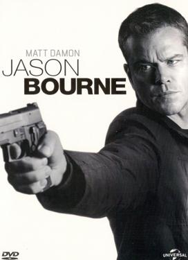 JASON BOURNE BluRay