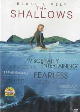The Shallows BluRay
