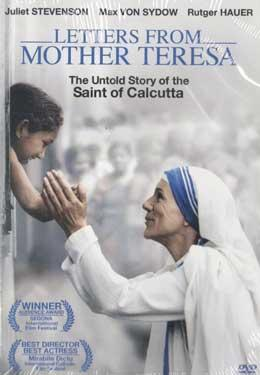 LETTERS FROM MOTHER TERESA poster