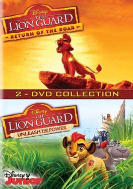The Lion Guard Set poster