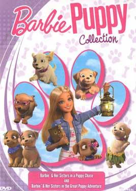 BARBIE PUPPY COLLECTION DVD
