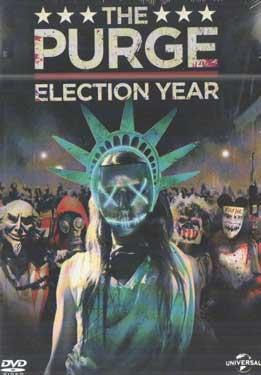 The Purge - Election Year DVD