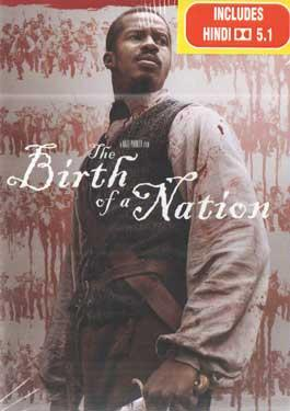 THE BIRTH OF A NATION(2017) poster