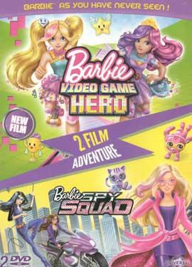 BARBIE VIDEO GAME HERO  2 FILM ADVENTURE poster