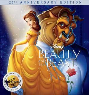 Beauty And The Beast 25th Anniversary Edition poster