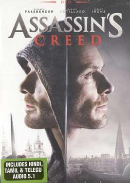 Assassin's Creed BluRay