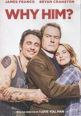 Why Him? BluRay