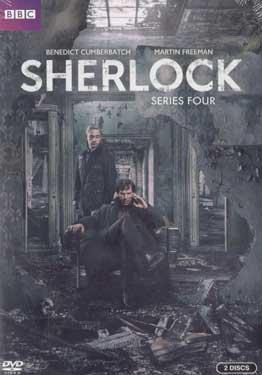 SHERLOCK SERIES FOUR DVD