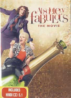 Absolutely Fabulous - The Movie DVD