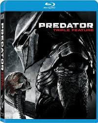 Predator Triple Feature BluRay