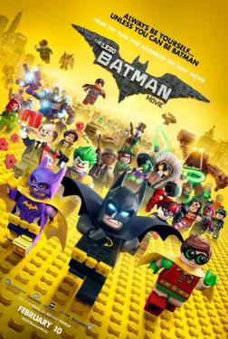The Lego Batman Movie BluRay