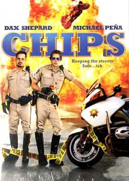 CHIPS BluRay