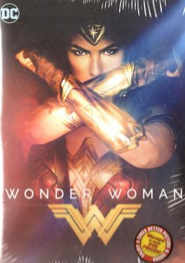 Wonder Woman BluRay
