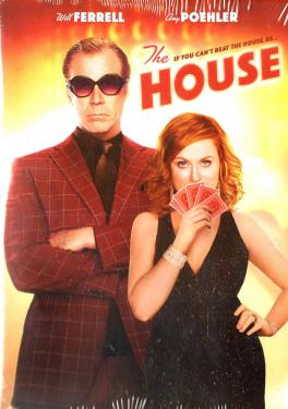 The House DVD