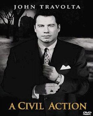 a civil action movie A civil action is a drama film which was directed by steven zaillian, that stars john travolta and robert duvall, and that is based on the book by jonathan harrthe families of children who died sue two companies for dumping toxic waste: a tort so expensive to prove.