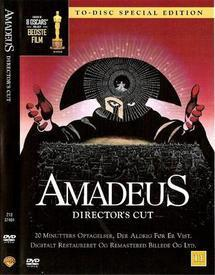 god and gifts in the film amadeus `amadeus' still off-key movie review april 26, 2002 | by michael sragow | michael sragow,sun  does have the craftsman-impresario's gift for hurtling an audience into a juicy conflict - the jealousy that results from salieri's adoration of mozart the composer and abhorrence of mozart the man, and his  amadeus plays like a monument to mediocrity the movie belongs to salieri amadeus starring f murray abraham, tom hulce directed by milos forman rated r for one brief flash of nudity.