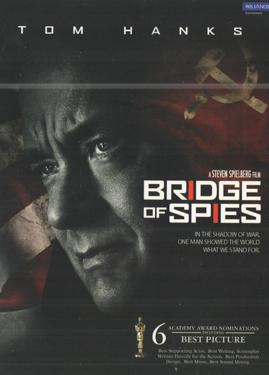 BRIDGE OF SPIES (2015) DVD