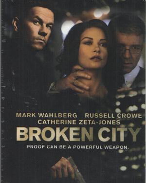 Broken City DVD