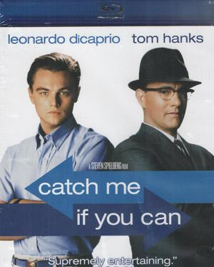 Catch Me If You Can BluRay