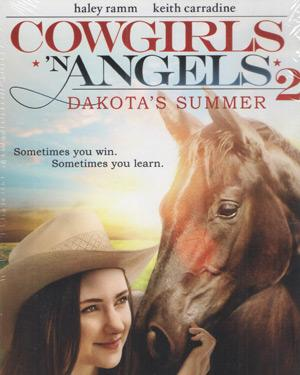 COWGIRLS N ANGELS 2 poster