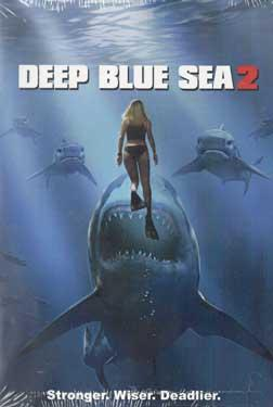 Deep Blue Sea 2 DVD
