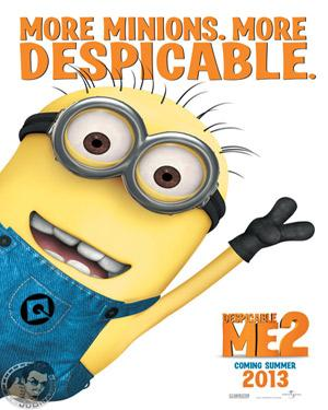 Despicable Me 2  movie