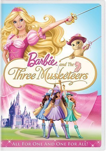 Barbie and the Three Musketeers poster