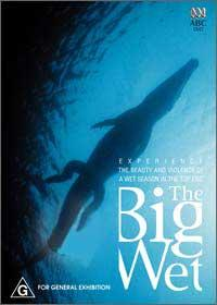 BIG WET THE poster