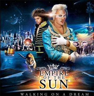 EMPIRE OF THE SUN poster