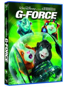 G-Force English Movie DVD poster