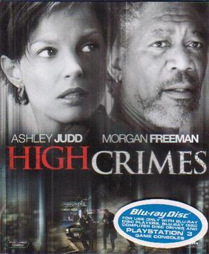 HIGH CRIMES  movie