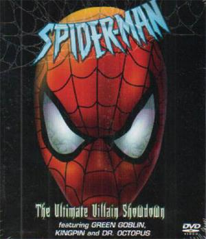 SPIDER-MAN THE ULTIMATE VILLAIN SHOWDOWN poster