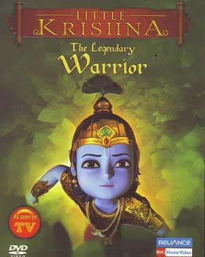 Little Krishna - The Legendary Warrior
