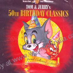 TOM AND JERRYS 50TH BIRTHDAY CLASSCS poster