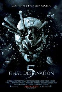 Final Destination 5 3D BluRay