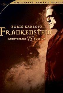Frankenstein BluRay