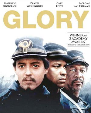Glory  (1989)  movie
