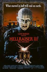 Hellraiser III  movie