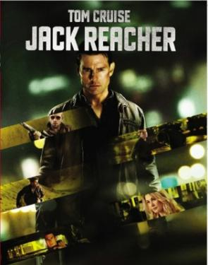 Jack Reacher BluRay