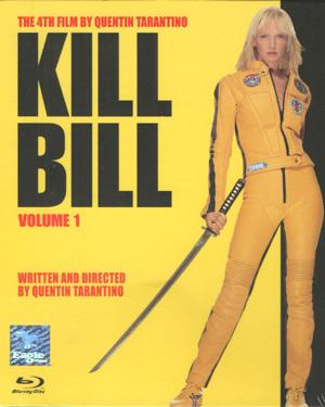 Kill Bill Vol. 1 BluRay