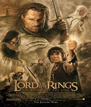 THE LORD OF THE RINGS - THE RETURN OF THE KING   movie
